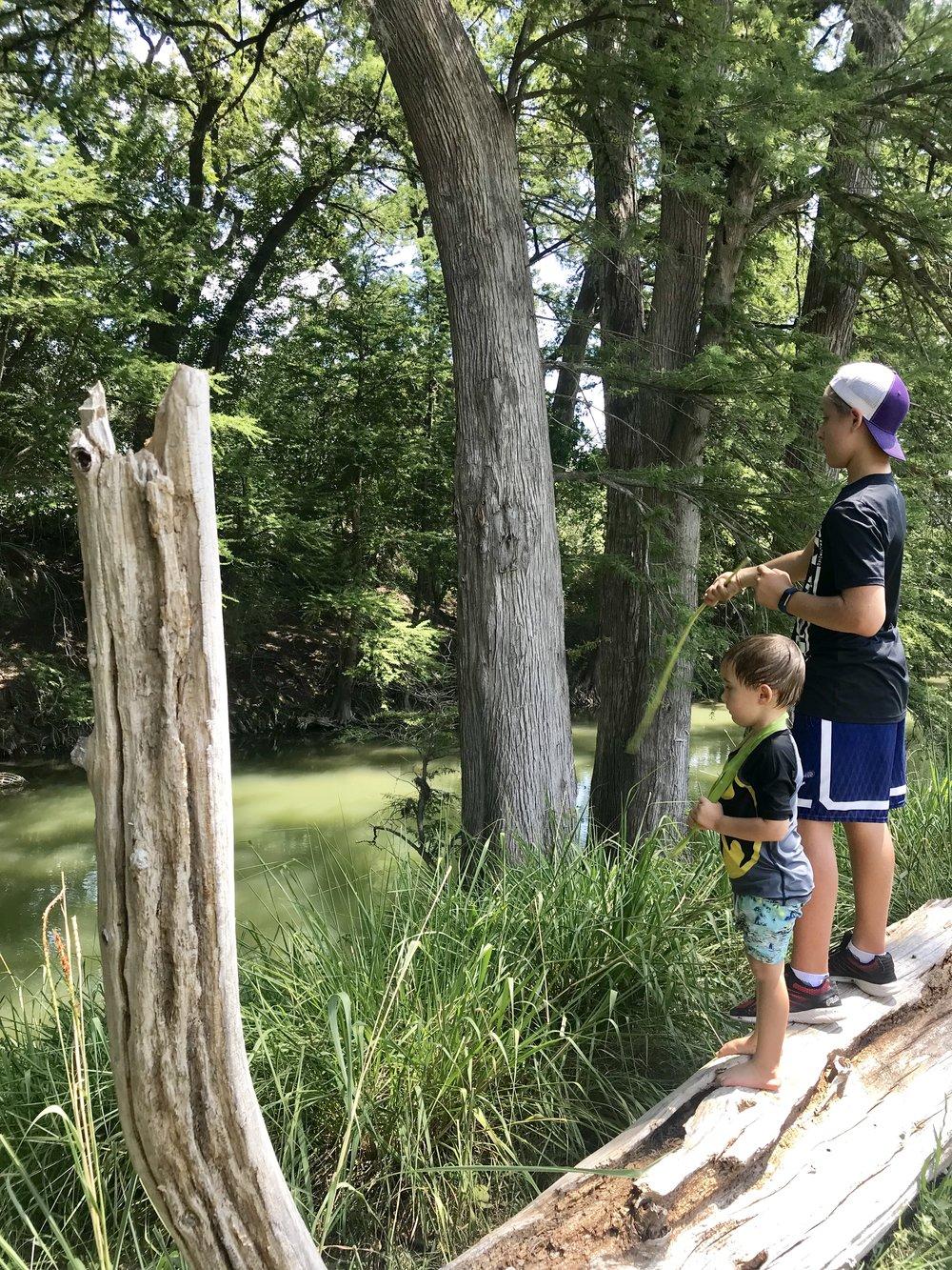 Boys By the River.jpg