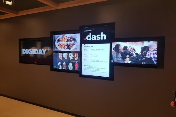 Dotdash office in Times Square
