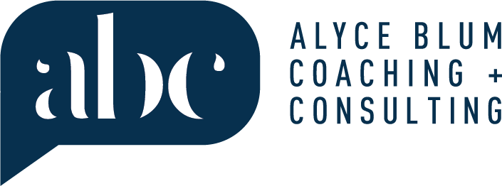 Alyce Blum Coaching + Consulting