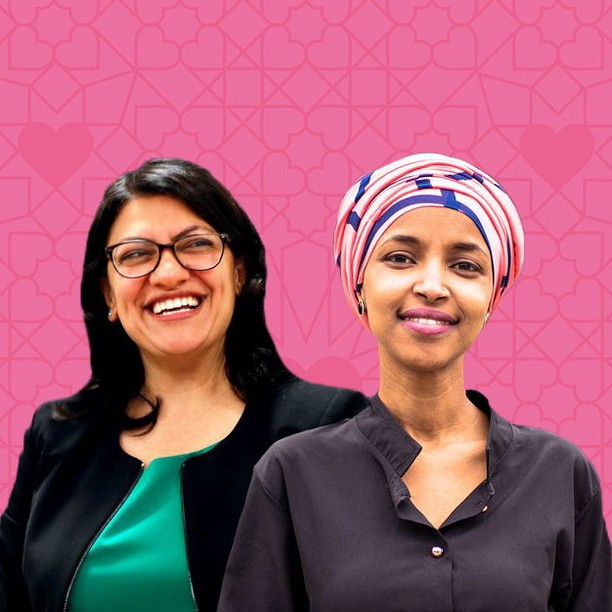 We're super excited about Somali-American Ilhan Omar and Palestinian-American Rashida Tlaib, being elected to US Congress. Both Muslim. Both absolute bosses. Both the role models American Muslim girls (and girls everywhere) need. #SalamSupersisters 🌟🌟🌟⠀⠀⠀⠀⠀⠀⠀⠀⠀ ⠀⠀⠀⠀⠀⠀⠀⠀⠀ While we were celebrating their win, we learnt that we were mentioned in Elle alongside this historic achievements of theirs. ⠀⠀⠀⠀⠀⠀⠀⠀⠀ ⠀⠀⠀⠀⠀⠀⠀⠀⠀ That's what we're about at Salam Sisters; channelling the achievements of real Muslim women into our dolls' stories & world to inspire our coming generation.⠀⠀⠀⠀⠀⠀⠀⠀⠀ ⠀⠀⠀⠀⠀⠀⠀⠀⠀ Click link in bio to read the article by Jennifer Chowdhury! 💗👊