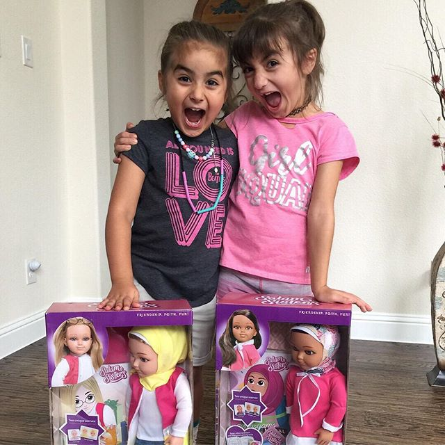 We're as excited as Maryam and Layla to share our #BlackFriday2018 & #CyberMonday specials with you ... very soon! 😍 Have you signed up to be the first to know?  Click link in the bio now & don't miss out: bit.ly/SSS-signup 💝 - Specials apply for #US store only