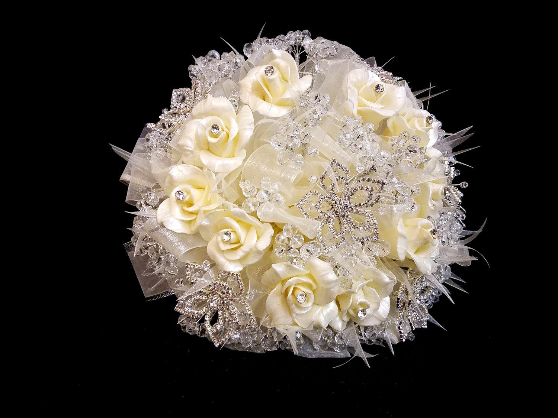 Quinceañera Bouquet RMJ - 002Q — Quinceañeras Y Novias