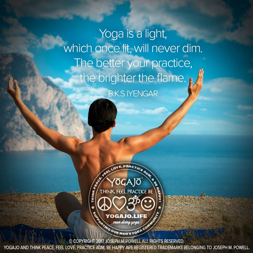 Yoga is a Light