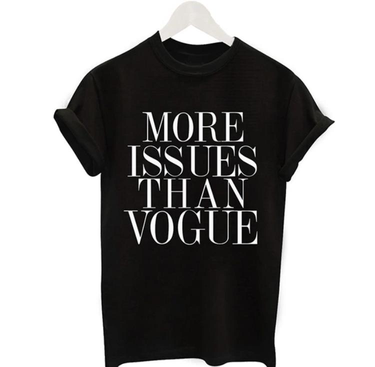 Copy of Vogue Tee $14.99