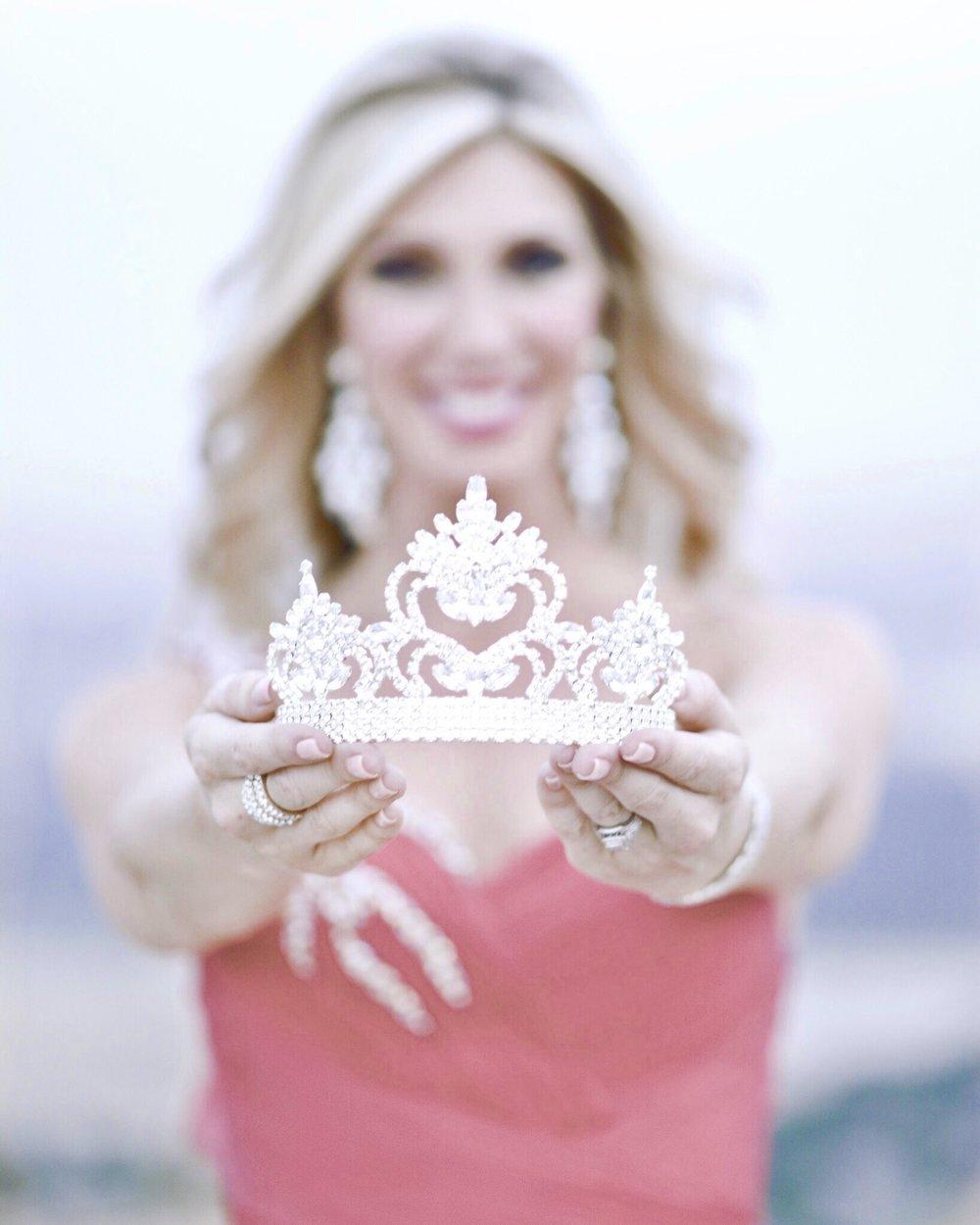 pageant winner