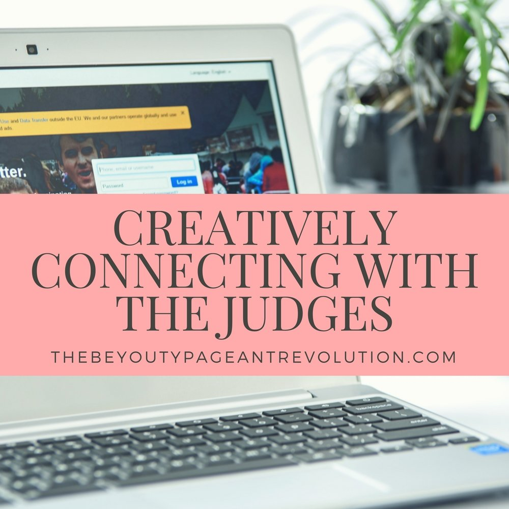 pageant interview coach, connect with pageant judges