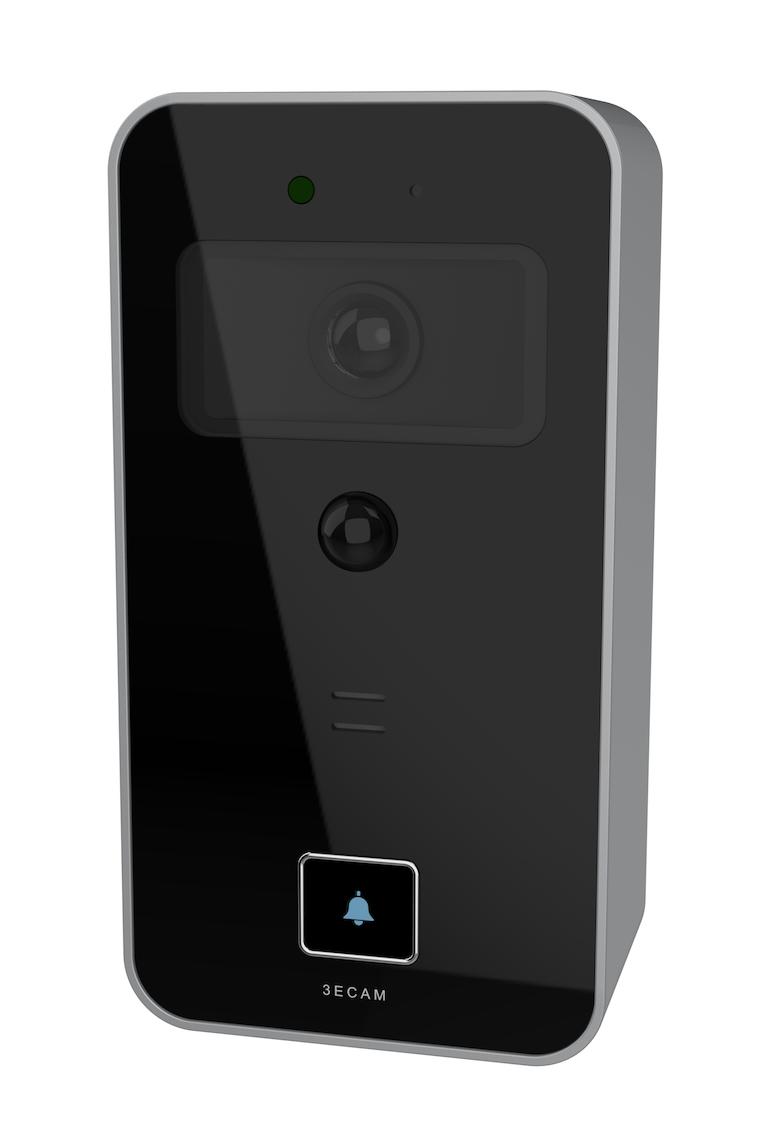 3ECAMVideo Doorbell - Coming soon