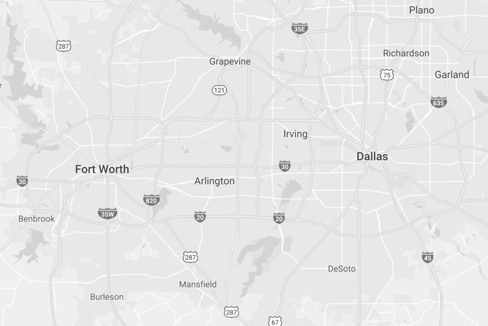 DFW Metroplex Location