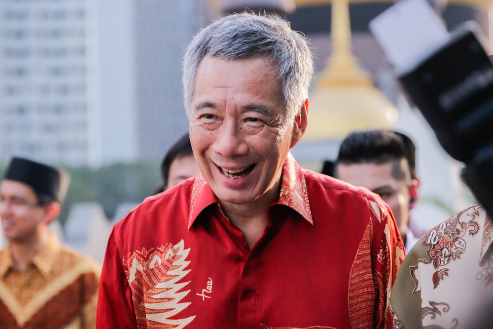 Mr Lee Hsien Loong: Masjid Sultan 50th Anniversary & Opening Ceremony.