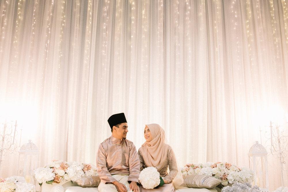 Asysallehan & Nur Hafiza