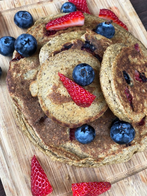 Recipe #2 - Quick and easy pancakes