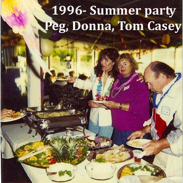 1996 MIYC summer celebration Peg, Donna, Tom Casey2.jpg