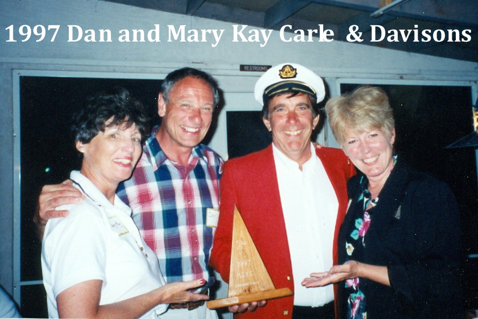 1997 Commodore's Brawl  with Mary Kay and Dan Carle.jpg