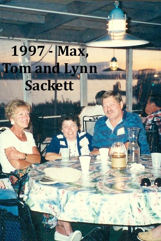 1997 Max,Tom and Lynn Sackett, Connie.jpg