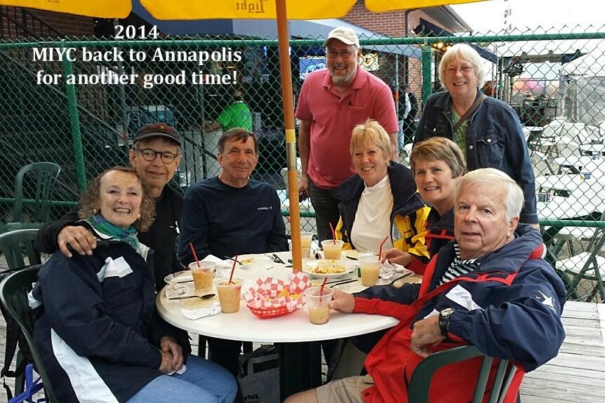 2014 MIYC at Annapolis boat show.JPG
