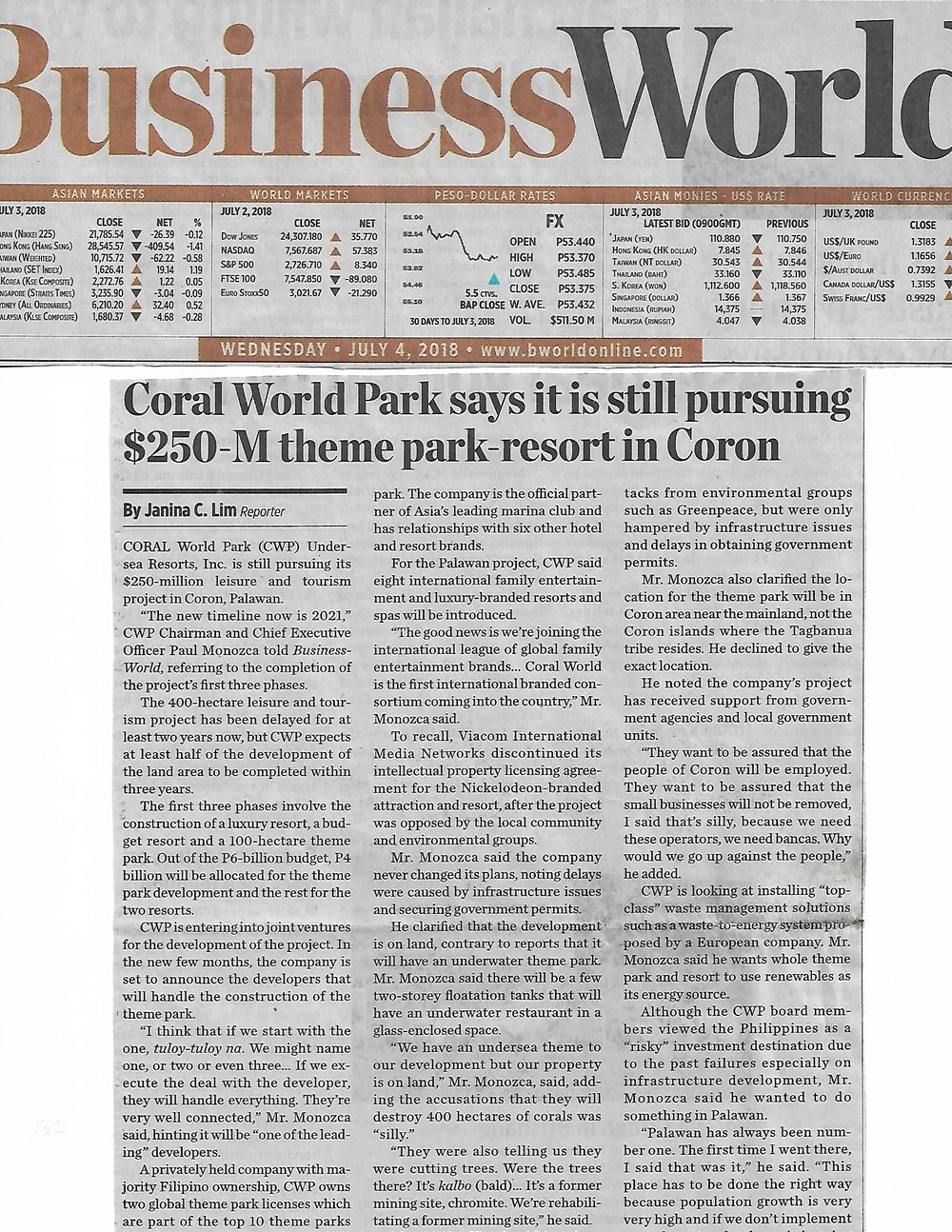 CWP News Article in Business World JPG.jpg