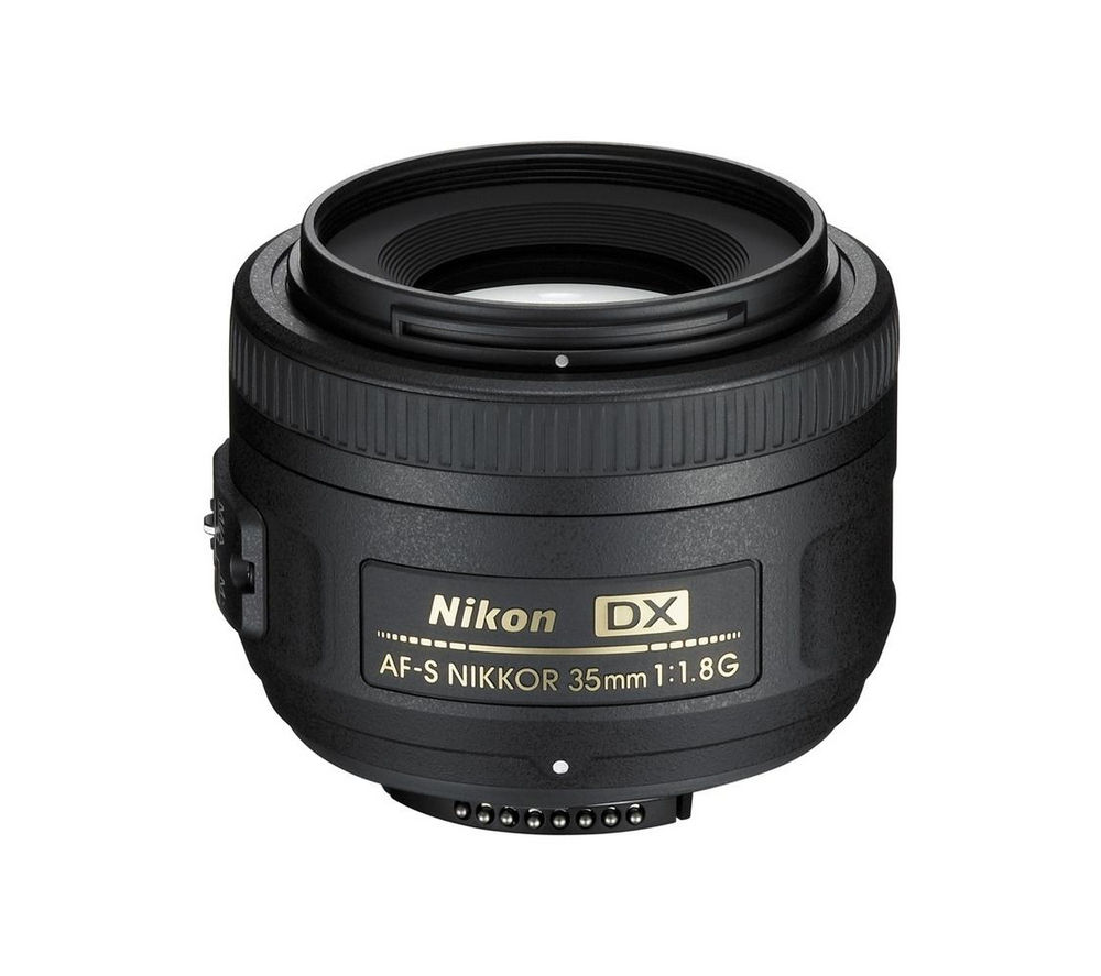 Nikon 35mm - For a bit wider shot, with amazing clarity--I always made sure I had my Nikon 35mm f/1.8 prime lens.