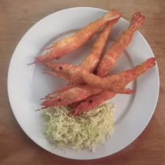 Innovative Crispy Fried Shrimp Recipe