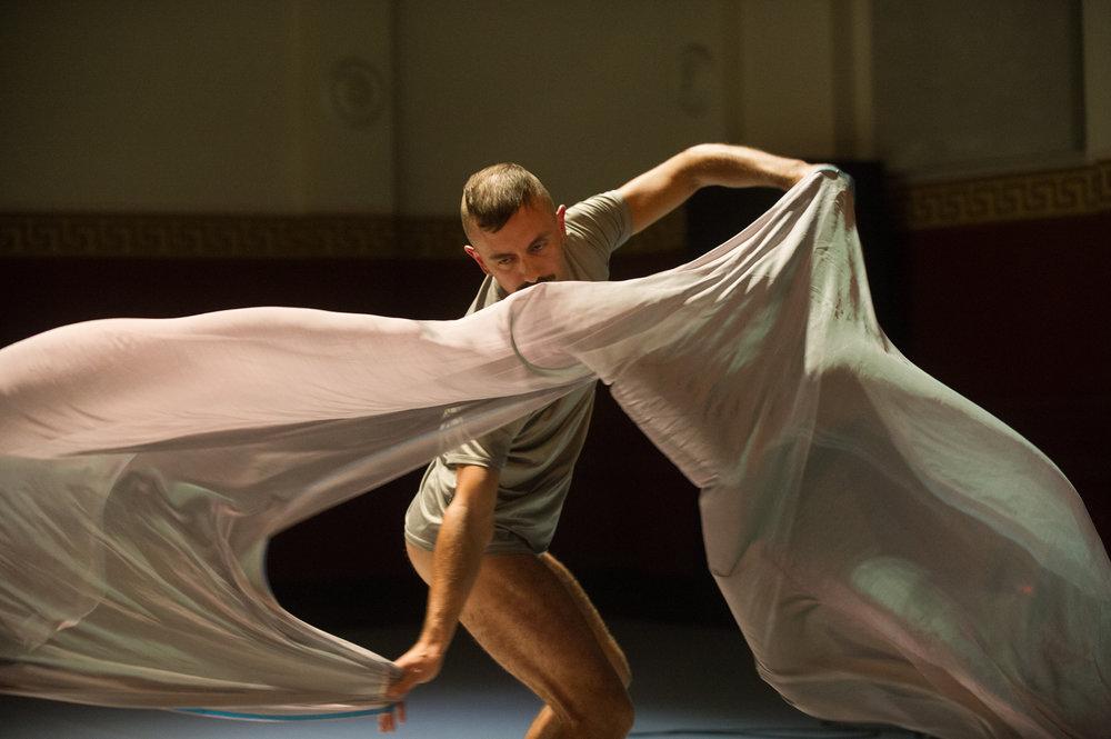 'Erotic Dance' - photo by Sarah Walker.