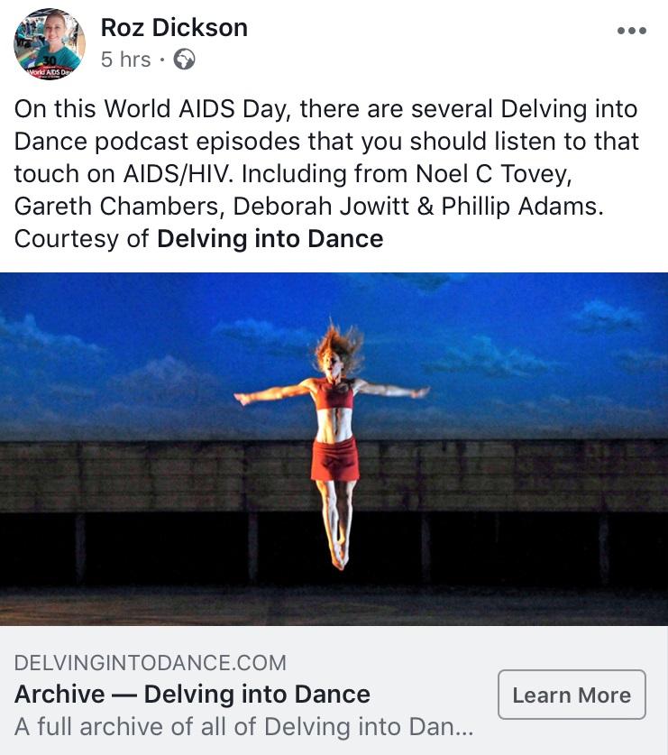 Dance Podcast