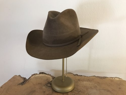 Vintage Stetson Cowboy Hat — The Western Wanderer 51ac10e6a20