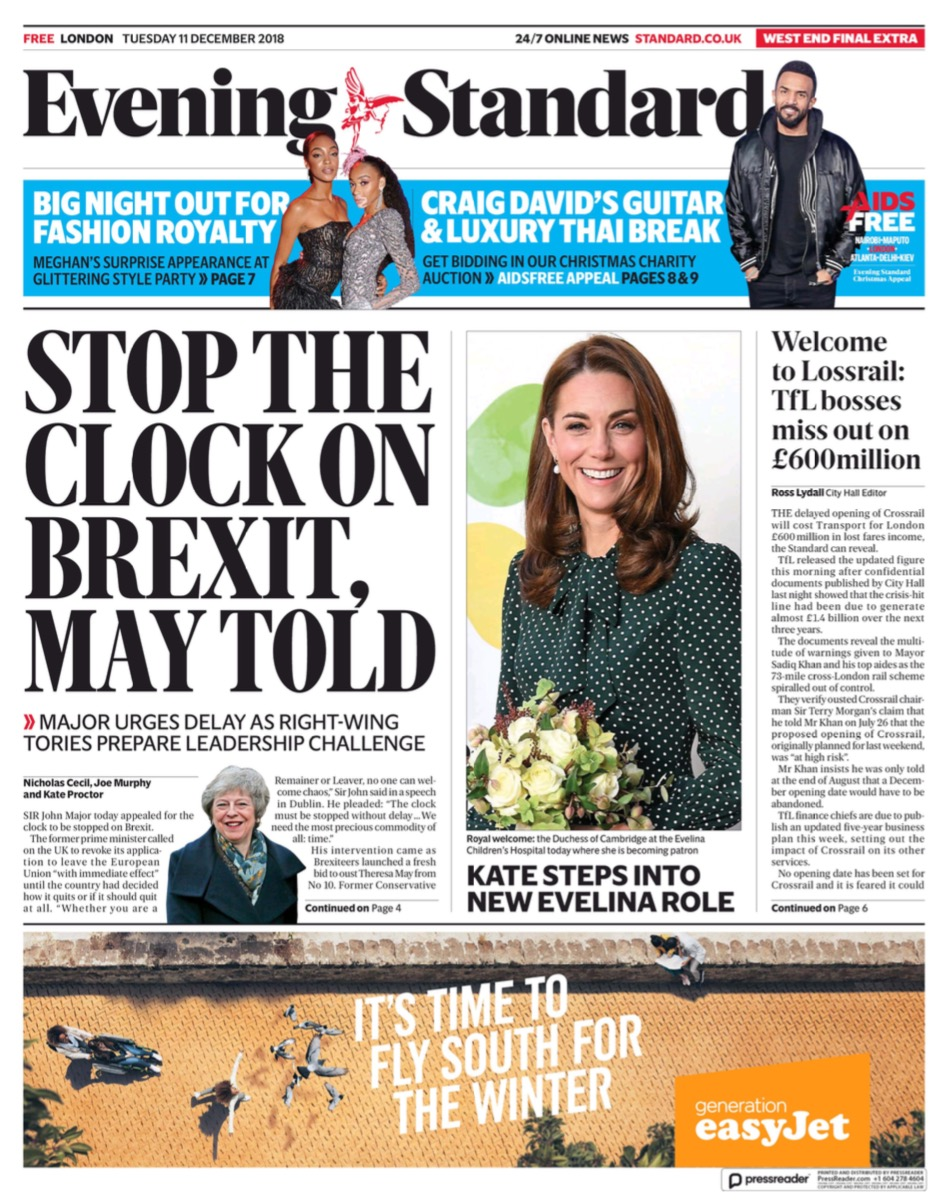 The Evening Standard 11-12-2018 cover.jpg