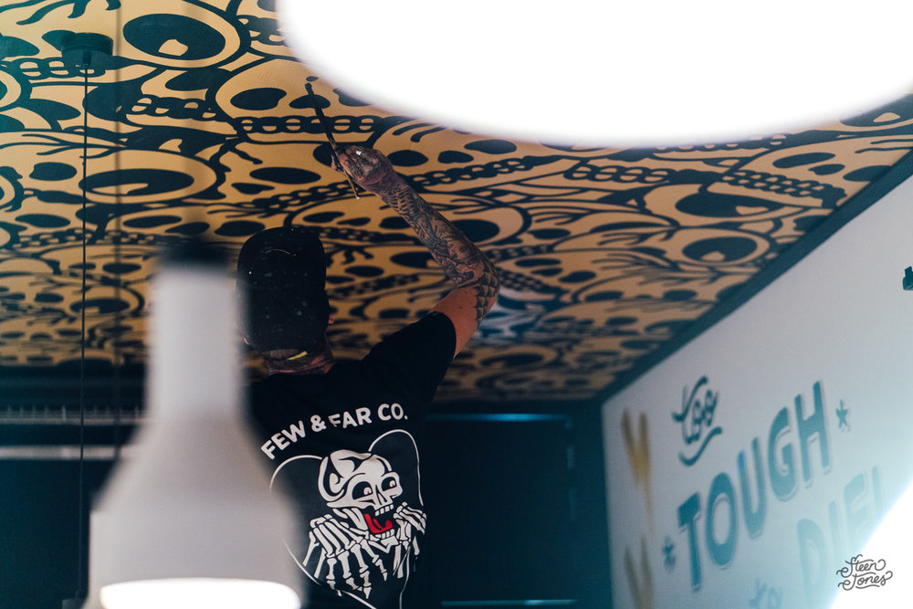 Deathproof Bar