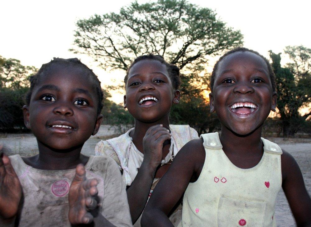 Kids in Simalaha