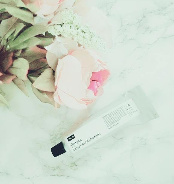 Niod Sanskrit Saponins Cleansing Balm for Winter Skincare