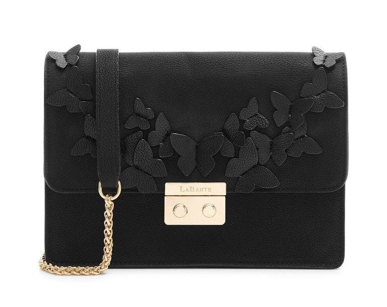 labante black vanessa bag for her Christmas Gift