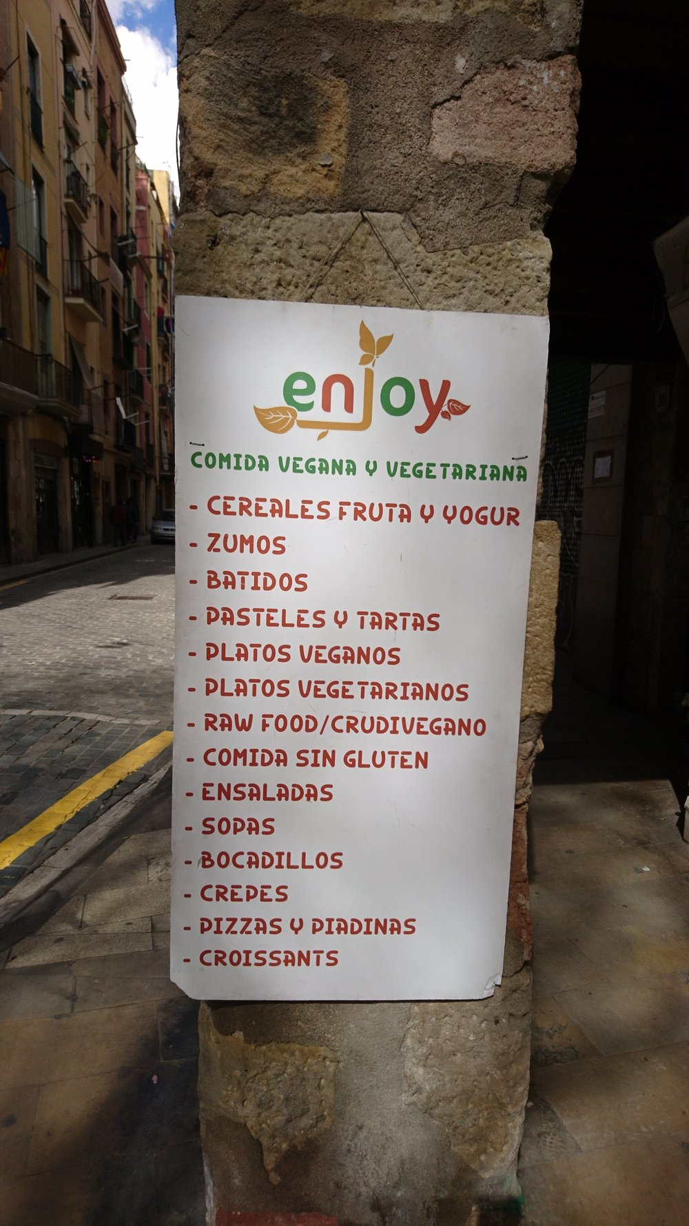 Enjoy Vegan