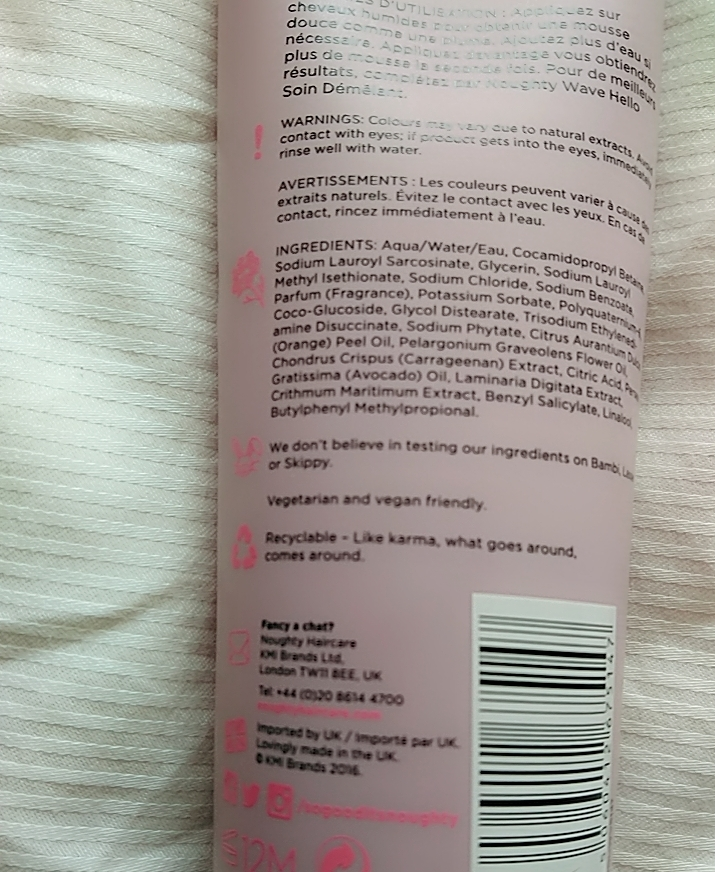 Noughty Hair Shampoo