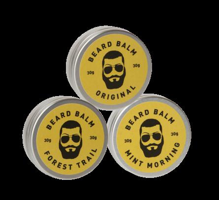 Good Day Organics Beard Balms