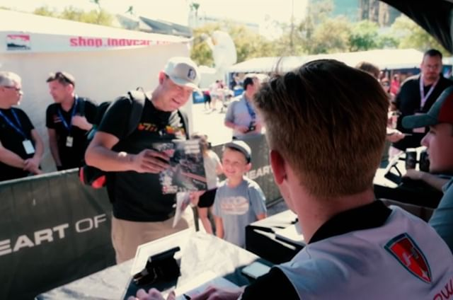 Thanks to all for coming by at the autograph signing. It was great seeing you all! I hope you will be cheering for me tomorrow  @teamdanmark // @dasu_dk // @danskmetal // @jayhowardracing Howard // @followjhdd // @indycar // @teamcoopertire // @roadtoindytv // @roadtoindy_official // #RoadToIndy // #TeamCooperTire // #Roadtoindytv // #dkmotorsport // #TSOladder