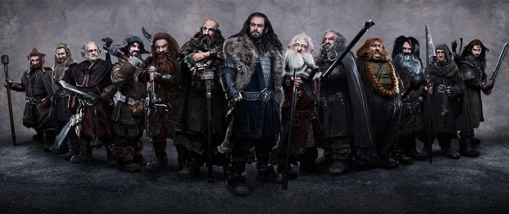 Take a good look at this picture. You won't see half of these dwarves ever again.