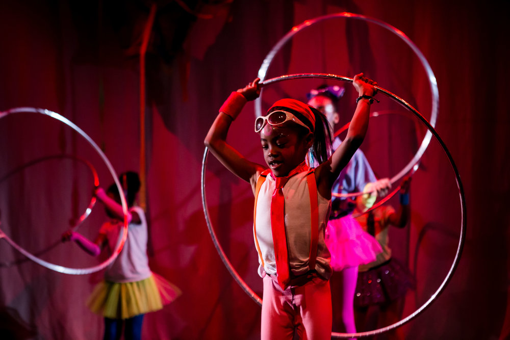 Jacksons Lane Outreach Circus programme in Tottenham and Wood Green.jpg