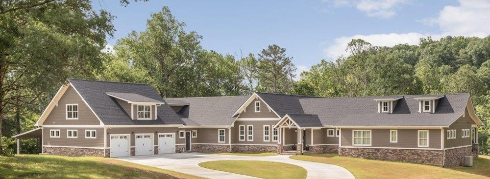 McDonald TN - Custom home