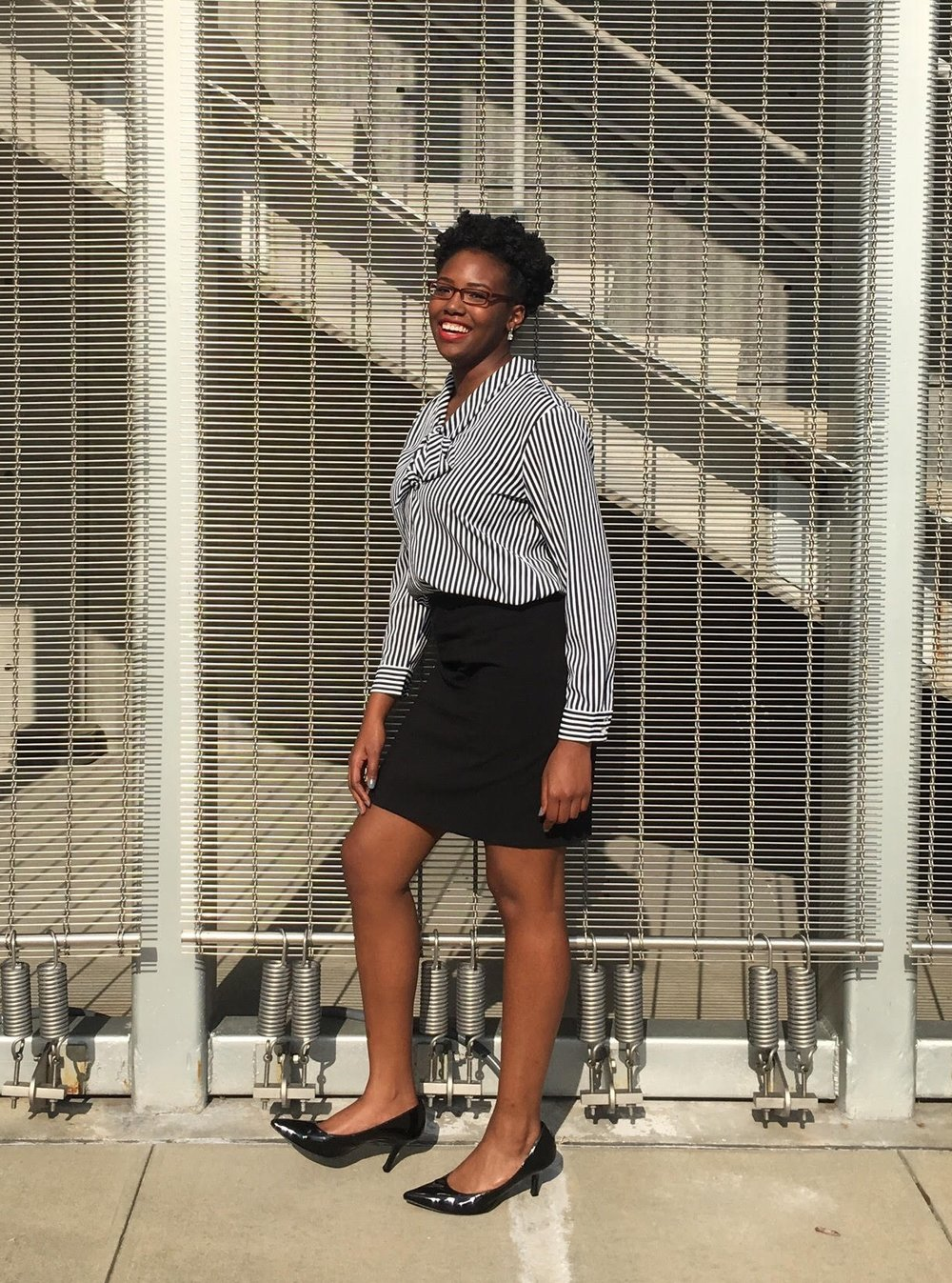 Your Corporate Black Girl Christine