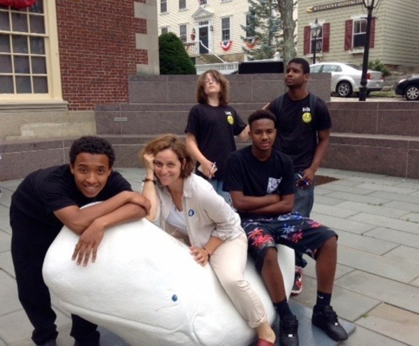 Youth Leadership Academy, New Bedford Whaling National Historic Park