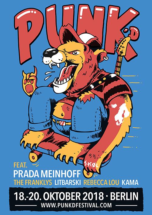 punkd_2018_poster