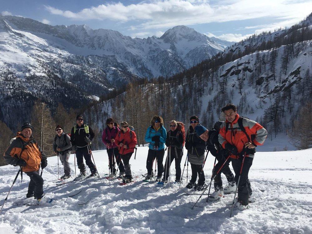 04.02.2018 Pizzo dei Tirz - (CH-TI) Valle Lavizzara
