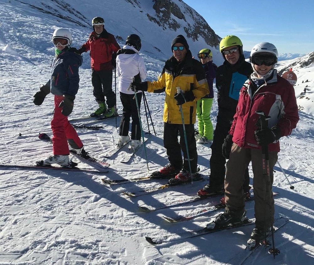 29.01- 02.02.2018 Dolomiti - (IT) Dolomiti - Giro della grande Guerra - Passo Pellegrino - Sella Ronda - Alpe Lusa - Giro Passo Bordoi - Passo Gardena