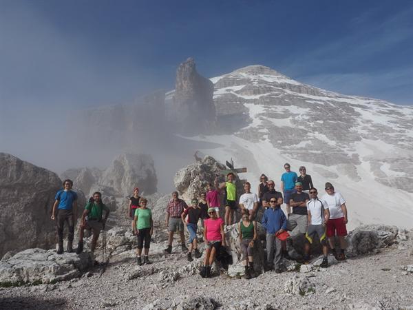 07.07.16 Trekking Dolomiti -