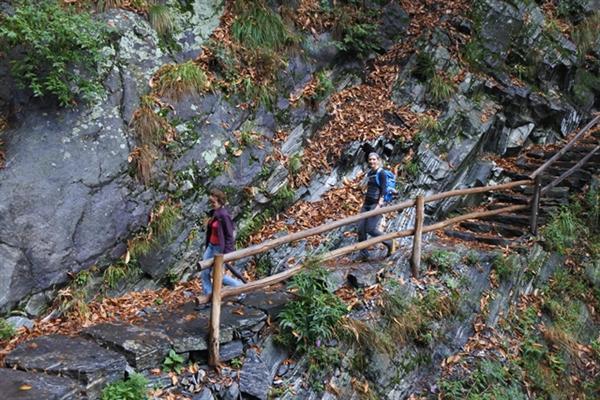 03.09.15 Sportissima - Ponte Tibetano - St. Bernardo -