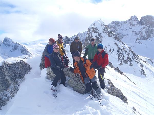 02.01.14 Corso Escursionismo Val Maira -