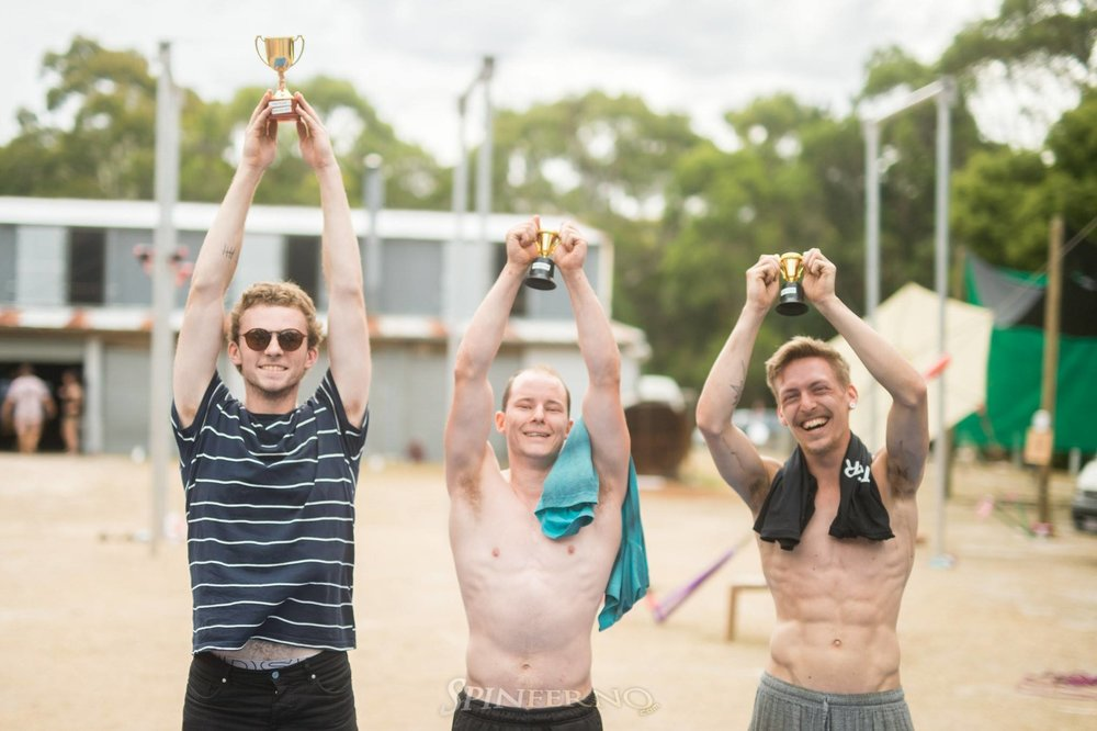 2018 Major Prize Winners - Circus Olympics
