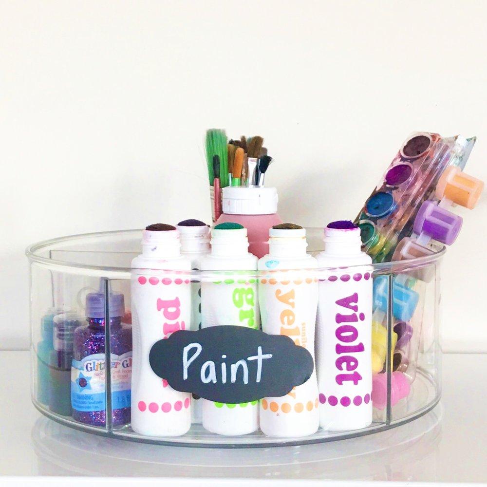 Shelfie_Kids_Organized Paint