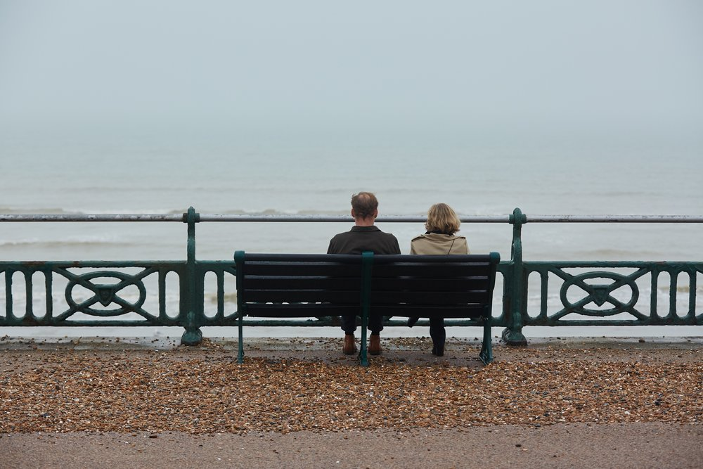 Alistair Petrie as Henry and Clare Holman as Sophie in Tom 2.jpg