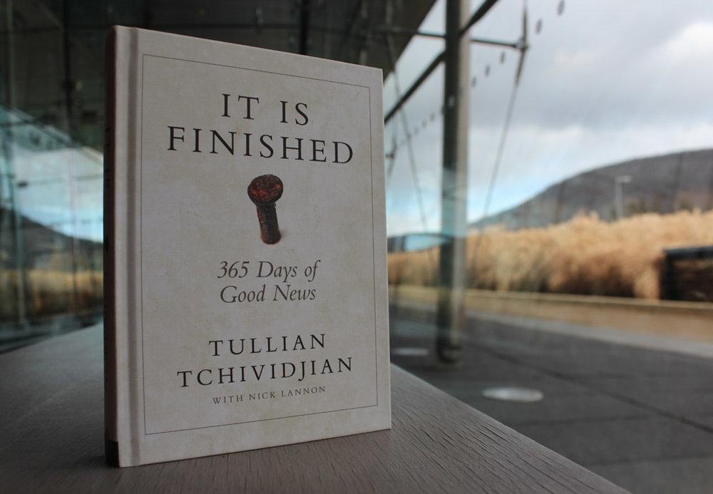 Publishing Good News - Delivering God's boundless love to a broken world.
