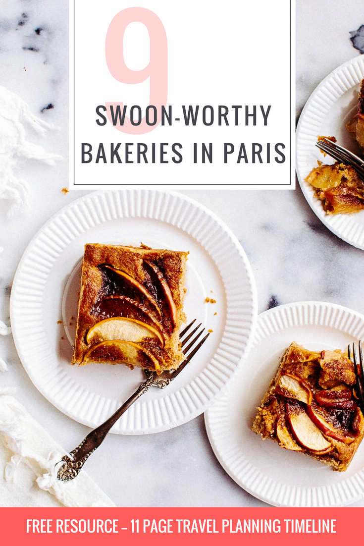 9 Swoon-Worthy Bakeries in Paris